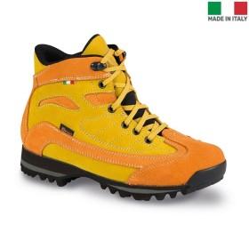 Scarpone CERRO LADY Colore Arancio - GRONELL