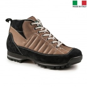 Scarpa Velo Colore Marrone Scuro - GRONELL
