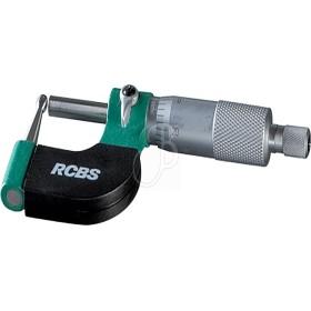 "Micrometro VERNIER 0-1"" - RCBS"