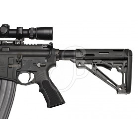 AR15 Impugnatura G10 Zigrinata - Colore Nera - HOGUE