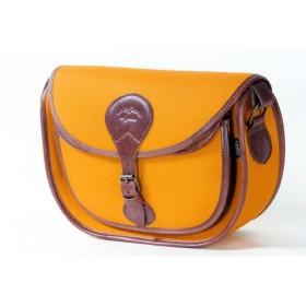 Borsa Genovese in Cordura Orange con Tasca - SPADONI