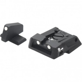 Set di mira LPA per H&K P30, P45, SFP9, VP9, VP9 Striker - LPA SIGHTS