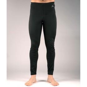 PROGAME-55 Man pants FALL/WINTER in black colour - KONUS