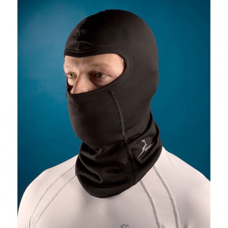 PROGAME-60 Balaclava Helmet in black colour - KONUS