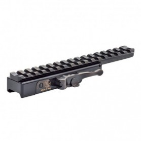 Attacco a smontaggio rapido per slitta Picatinny SIMPLE BLACK TACTICAL NIGHT VISION - CONTESSA
