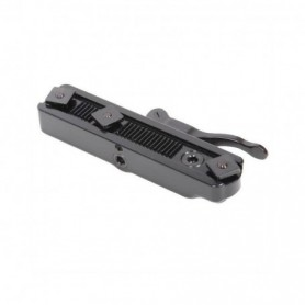 Attacco a smontaggio rapido per slitta Picatinny SIMPLE BLACK TACTICAL SWAROVSKI SR - CONTESSA
