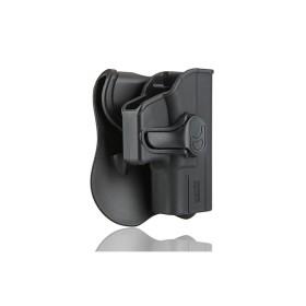 Fondina in polimero per Glock 26/27/33 -  CYTAC