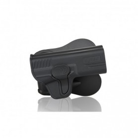 Fondina in polimero per  S&W M&P 9mm, Girsan MC 28 SA -  CYTAC