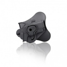 Fondina in polimero per Sig Sauer P238/Colt Mustang/Kimber Micro Carry -  CYTAC