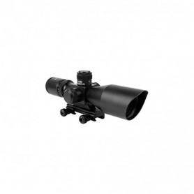 Cannocchiale 3-9X40MM illuminato Reticolo rosso/verde 4 Sniper Tactical Series - AIM SPORTS