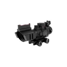 Cannocchiale 4X32 illuminato Reticolo rosso/verde/blu Tactical Series - AIM SPORTS