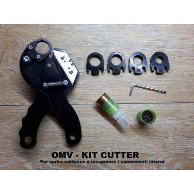 Kit cutter (Taglia cartucce) - OMV
