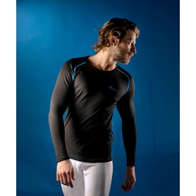 T-Shirt K-MOVE 30 Colore Nero - KONUS
