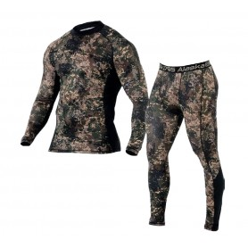 Completo Intimo Baselayer 180G BlindTech Invisible - ALASKA