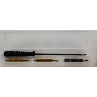 Completo per pistola e revolver in scatola trasparente con coperchio - MEGALINE