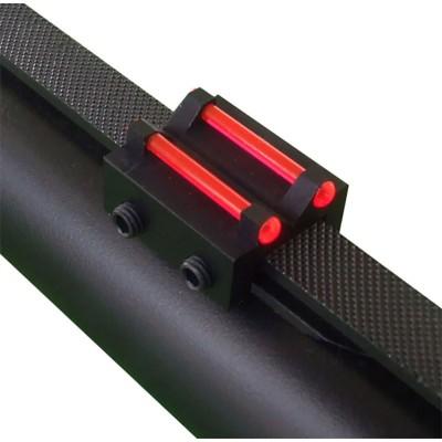 Tacca di mira rossa per bindella inferiore a 8.1mm - MEGALINE