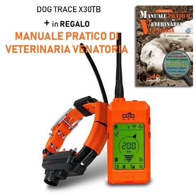 Dog Trace X30TB, Kit NOVITA' - DOG TRACE