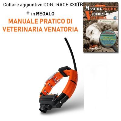 X30TB, collare aggiuntivo - DOG TRACE