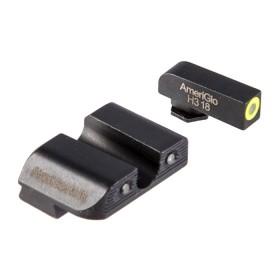 Gun set sight for Glock Models: 10/45 - AMERIGLO