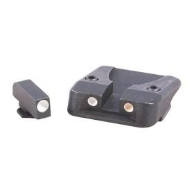 Tritium set sight for Glock Gun for Models: 17,19,22,23,24,34,35 - ARO-TEK