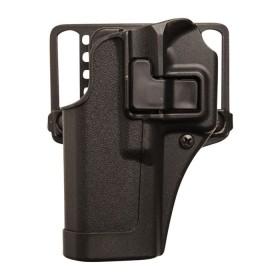 gun holster - Glock 17/22/31 Serpa CQC Holster Polymer - BLACKHAWK