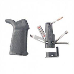 Poymer grip for AR-15 modello MOE Grip w/ Field - BROWNELLS
