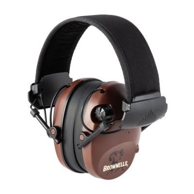 Shooting earmuff - Premium Electronic Earmuffs 2.0 - BROWNELLS