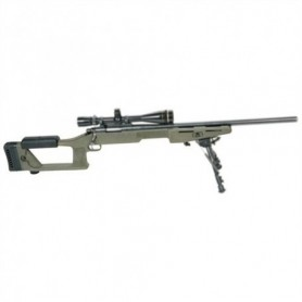 Polymer stock for  Remington Model 700 - CHOATE