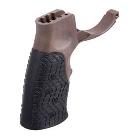 Polymer grip for AR-15 - DANIEL DEFENSE