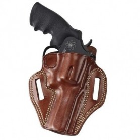 "gun holster - Combat Master S&W L Frame 686 2 1/2"" -Tan-Left Hand - GALCO INTERNATIONAL"