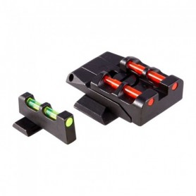 Gun set sight for Smith & Wesson M&P Model - HIVIZ