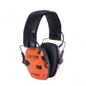 Shooting earmuff - Impact Sport Bolt Electronic Earmuffs - HOWARD LEIGHT