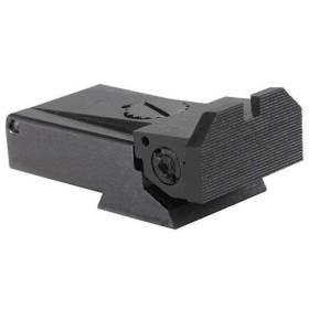 Gun Rear sight for Ruger for Mark I and Mark II Models - KENSIGHT MFG.