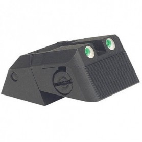 Gun Rear sight for Ruger for Models: Mark II and Mark III - KENSIGHT MFG.