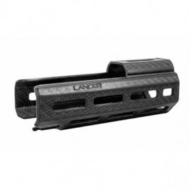 Carbon fiber forend for Models MPX - LANCER SYSTEMS