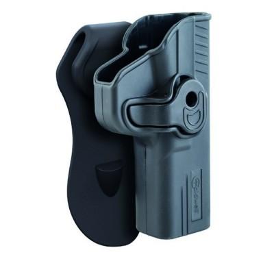 Magazine Holster Glock portacaricatore doppio per armi a fusto Small - CALWELL