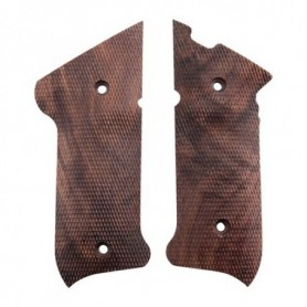 Wooden grip for Ruger for Models: Mark II and Mark III - MAJESTIC ARMS, LTD.