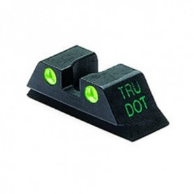Gun Rear sight for Glock for Models: 17,19,22,23,24,26,27,28,31,32,33,34,35 - MEPROLIGHT