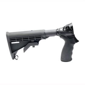 Polymer stock for Remington for Models: V3 and V3 TAC-13 12 Gauge - MESA TACTICAL PRODUCTS, INC.