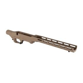 Aluminum stock for Remington Model 700 - MODULAR DRIVEN TECHNOLOGIES