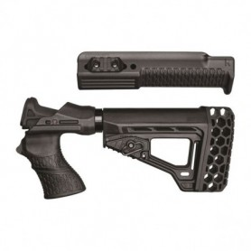 Synthetic material stock for 500 Model in Gauge 12 - MOSSBERG