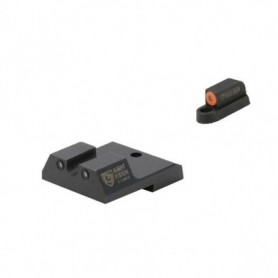Gun set sight for CZ for P-10 Compact Model - NIGHT FISION