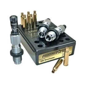 308 Winchester Premium Deluxe Die Set - REDDING