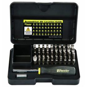Gunsmithing Screwdriver Set set cacciaviti 43 pezzi - WHEELER