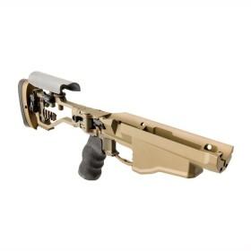Aluminum stock for Remington for Models: MSR e PSR - REMINGTON