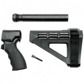 Stock for Mossberg in Synthetic for Model 590 in Ga 12 - MOSSBERG