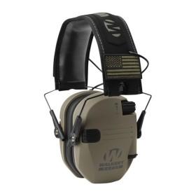 Shooting earmuff - azor Patriot Series-Flat Dark Earth - WALKERS GAME EAR