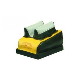 Sacchetto posteriore in pelle con orecchie maggiorate -  PROTEKTOR MODEL