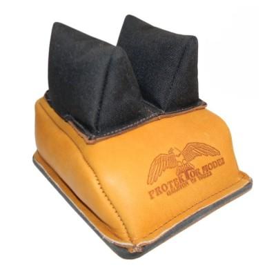Sacchetto anteriore stretto in pelle -  PROTEKTOR MODEL