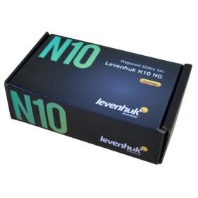 Levenhuk N10 NG Prepared Slides Set - LEVENHUK